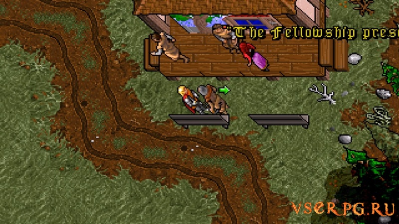 Ultima 7 screen 1