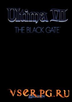 Постер игры Ultima 7