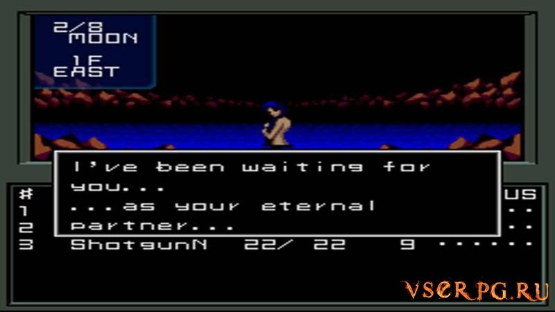 Shin Megami Tensei screen 1