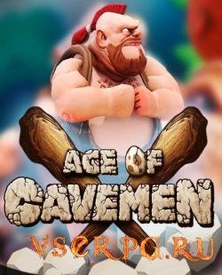 Постер игры Age of Cavemen