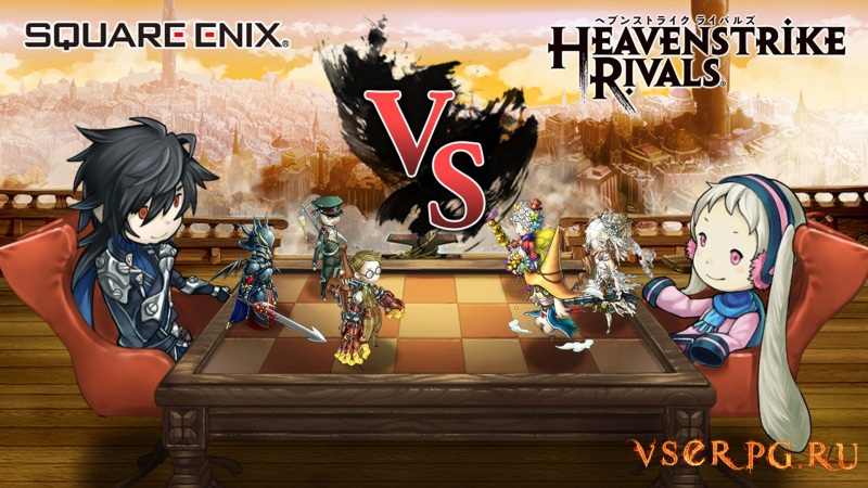 Heavenstrike Rivals screen 1