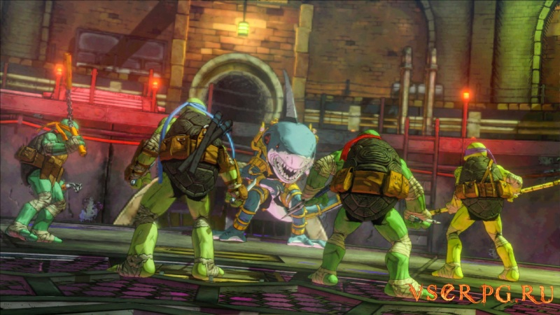 Teenage Mutant Ninja Turtles: Mutants in Manhattan screen 3