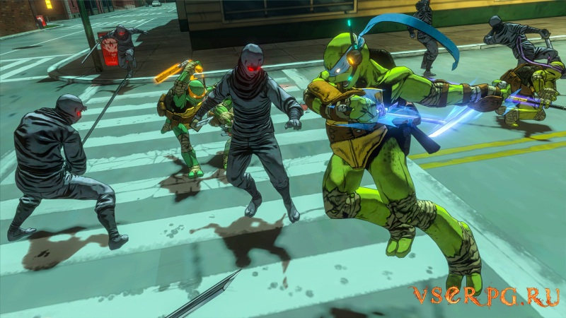 Teenage Mutant Ninja Turtles: Mutants in Manhattan screen 1