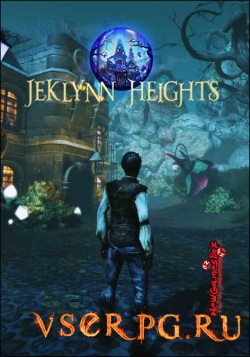 Постер игры Jeklynn Heights