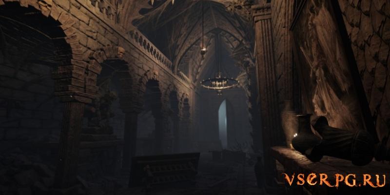 Warhammer: End Times - Vermintide Drachenfels screen 2
