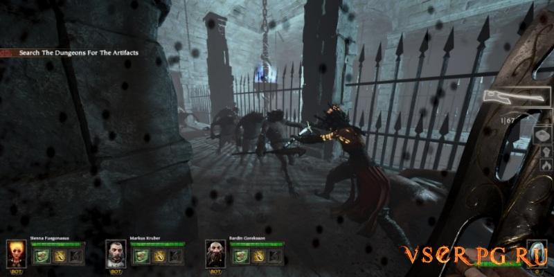 Warhammer: End Times - Vermintide Drachenfels screen 1