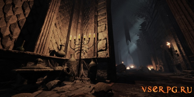 Warhammer: End Times - Vermintide Drachenfels screen 3
