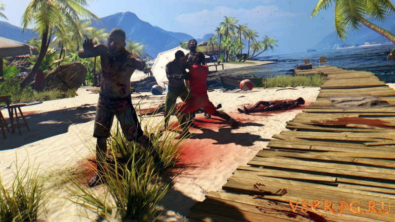 Dead Island Definitive Edition screen 2