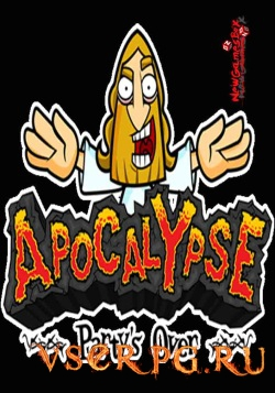 Постер игры Apocalypse: Party's Over