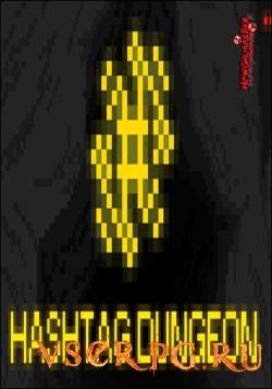 Постер игры Hashtag Dungeon