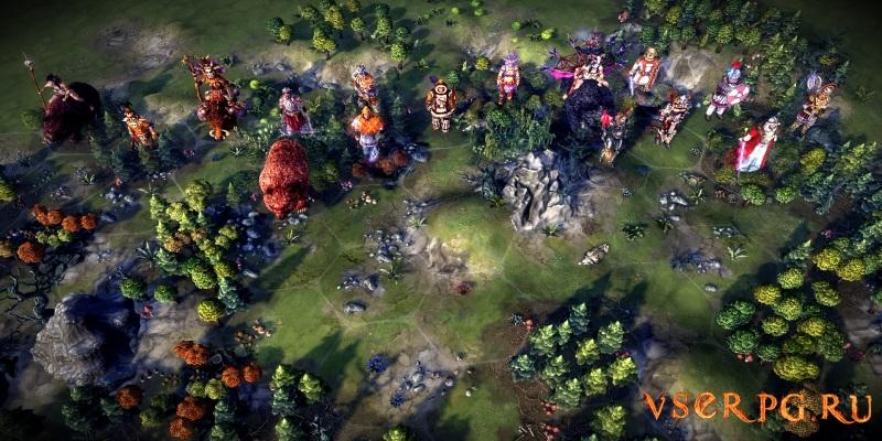 Эадор Империя / Eador Imperium screen 2