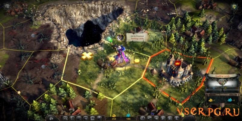 Эадор Империя / Eador Imperium screen 1