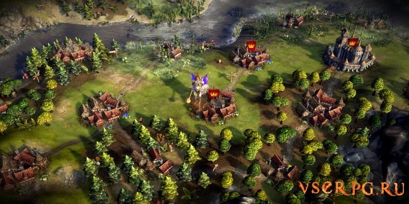 Эадор Империя / Eador Imperium screen 3