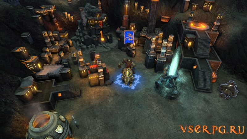 Might and Magic: Heroes VII – Trial by Fire screen 2