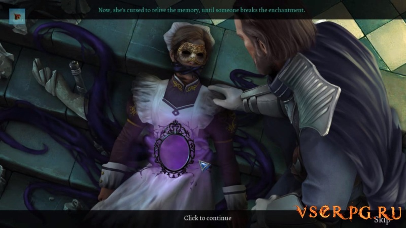Мрачные легенды 3: Темный город / Grim Legends 3: The Dark City screen 2