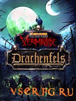 Постер игры Warhammer: End Times - Vermintide Drachenfels