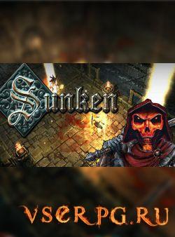 Постер игры Sunken (2016)