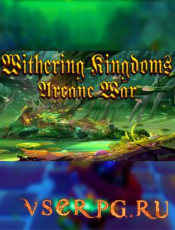 Постер игры Withering Kingdom: Arcane War