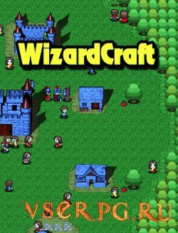 Постер игры WizardCraft