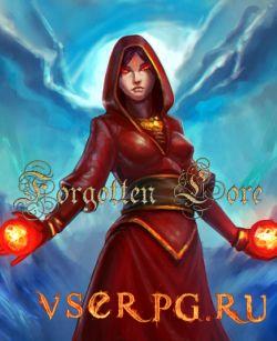 Постер игры Forgotten Lore