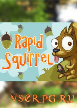 Постер игры Rapid Squirrel