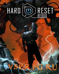 Постер игры Hard Reset Redux