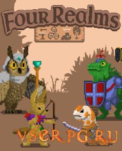Постер игры Four Realms