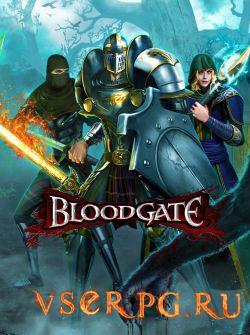 Постер игры BloodGate