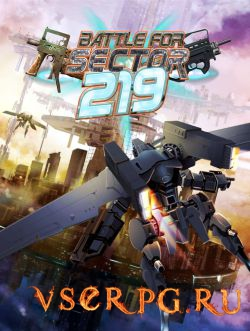Постер игры The Battle for Sector 219