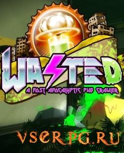 Постер игры WASTED