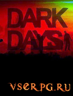 Постер Dark Days (2016)