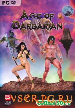 Постер игры Age of Barbarian Extended Cut