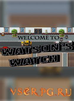 Постер игры Watson's Watch