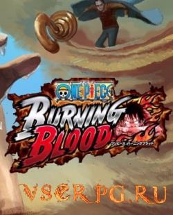 Постер игры One Piece Burning Blood