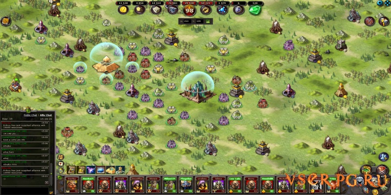 Emporea: Realms of War and Magic screen 2
