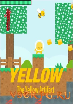 Постер игры Yellow: The Yellow Artifact