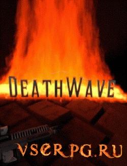 Постер игры Deathwave