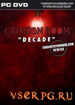 Постер игры CRIMSON ROOM® DECADE