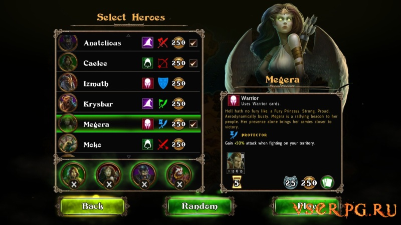 Legends of Callasia screen 2