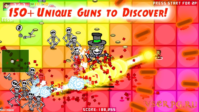 Zombie Party screen 3