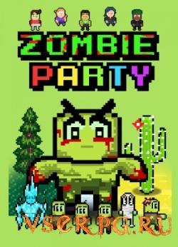 Постер игры Zombie Party