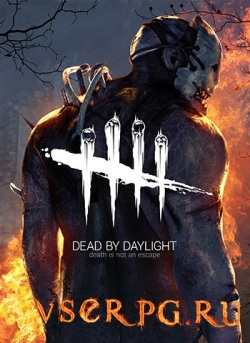 Постер игры Dead by Daylight