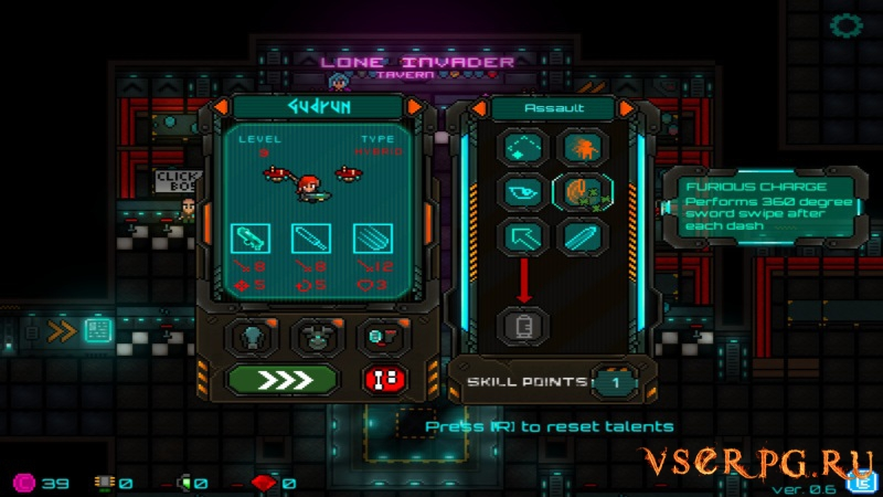Void Raiders screen 3