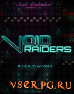 Постер игры Void Raiders
