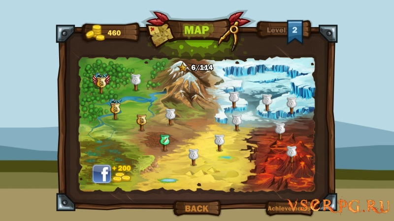 Beasts Battle screen 3