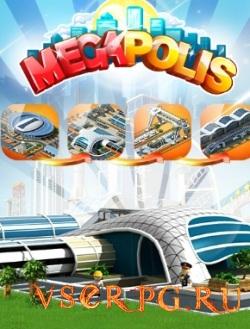 Постер игры Megapolis