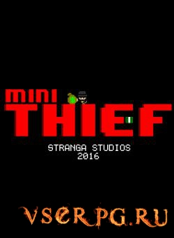 Постер игры Mini Thief