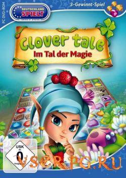 Постер игры Clover Tale / Клеверная сказка