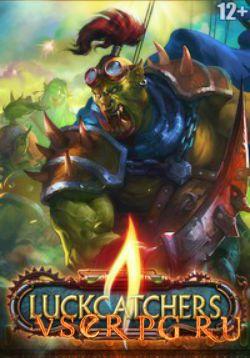 Постер игры LuckCatchers