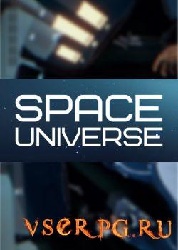 Постер игры Space Universe